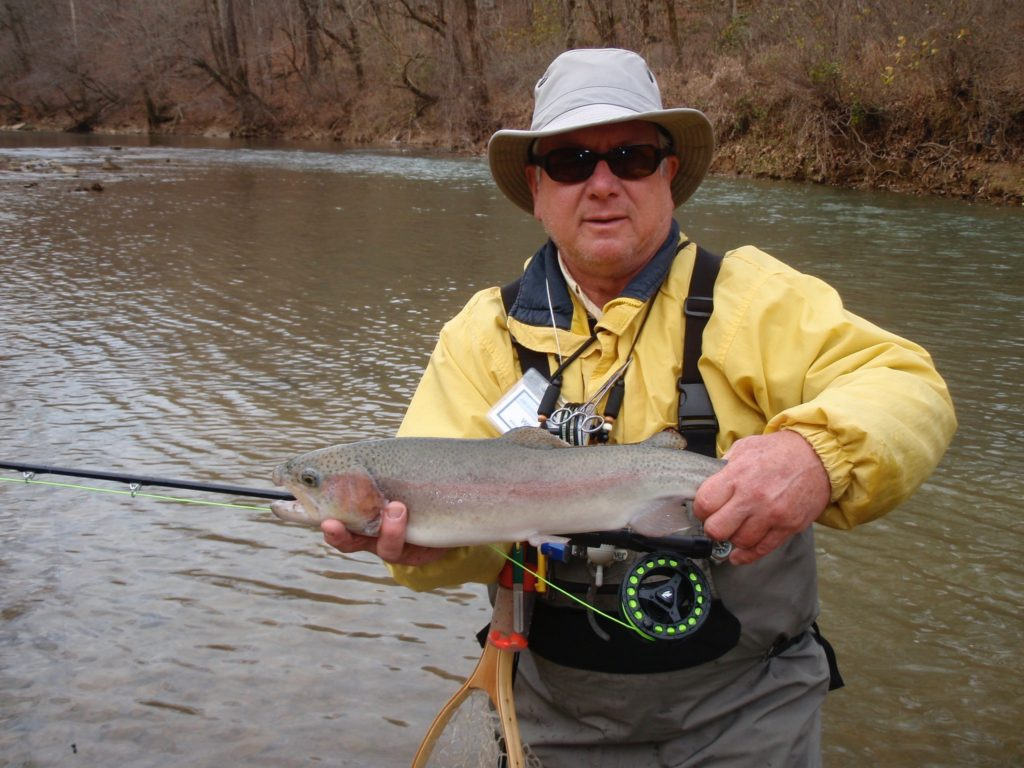 """Wes with """"Trophy"""" Rainbow"""