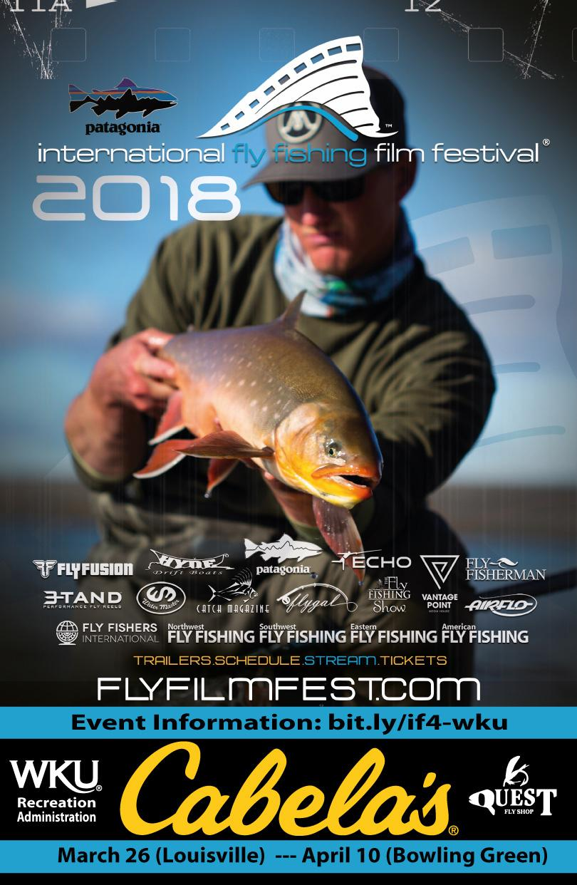 2018 if4 international fly fishing film festival for International fly fishing film festival